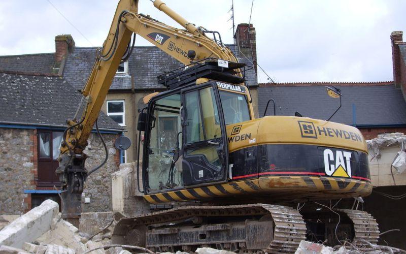 Demolition Services Newton Abbot