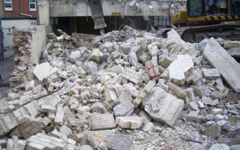 Demolition Services SMC Construction