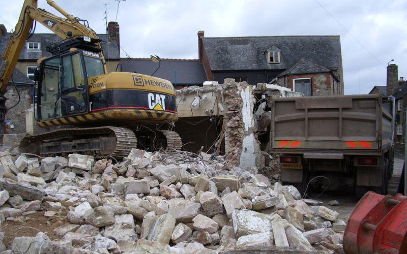 Demolition Services. Devon
