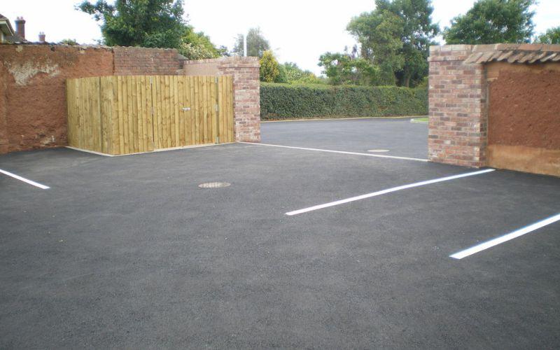 Road Construction South Devon